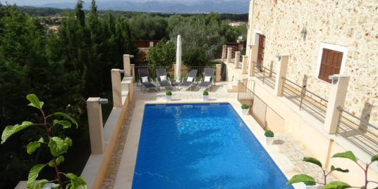 CHALET INDEPENDIENTE EN SINEU